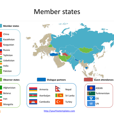 SCO: World's Greatest Regional Alliance