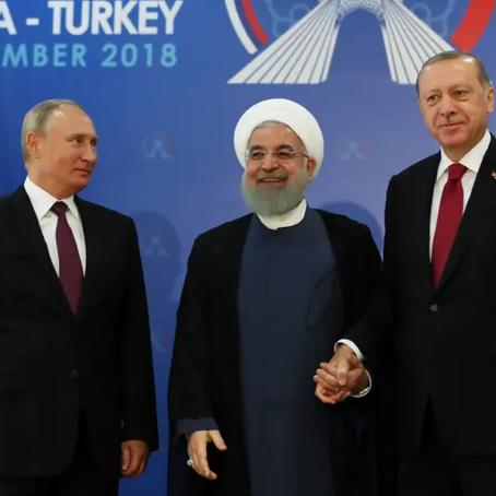 Recep Tayyip Erdogan as an Iconic Muslim Leader