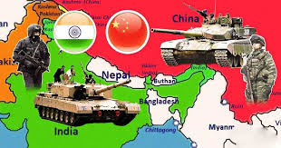 China-India Standoff; Tactical Face of Strategic Contest
