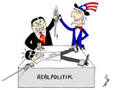 Realpolitik defines USA-India Relations