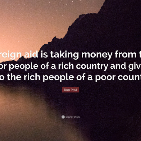 A Poor Country of Rich People