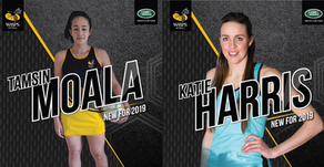 Tamsin Moala and Katie Harris sign up for Wasps