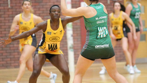REPORT: Celtic Dragons 46 - 58 Wasps Netball