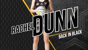 Rachel Dunn signs on for 2019 season