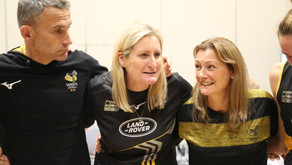 Wasps Netball clean sweep in Tri Tournament