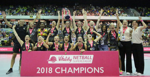 Wasps Netball are Superleague champions 2018