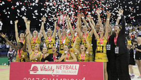 FLASHBACK: Wasps Netball's last visit to Arena Birmingham...