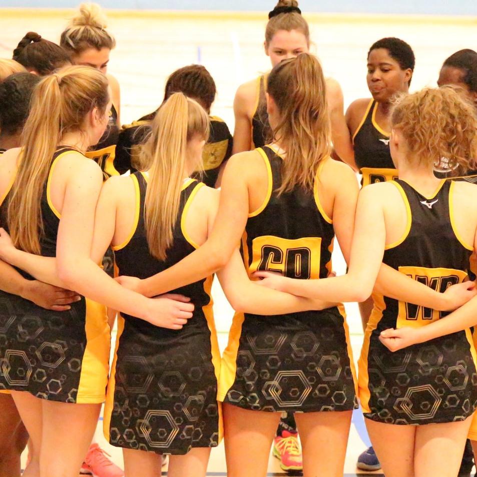 U19 v Surrey Storm