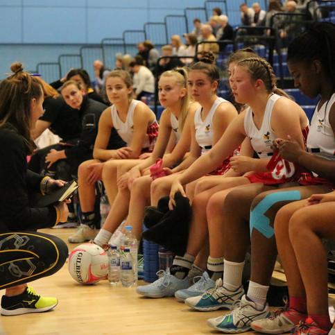 U17 Pre-season v Surrey Storm