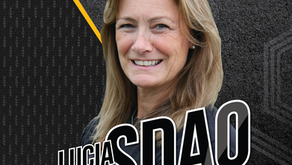 Lucia Sdao joins as Assistant Coach