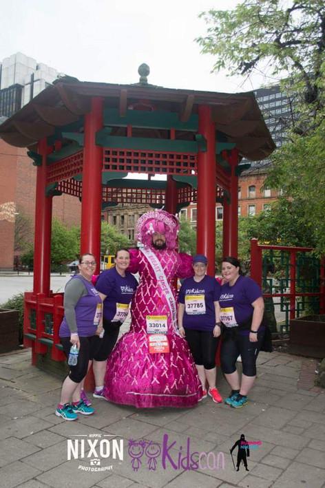 Manchester Great 10km | Big Pink Dress