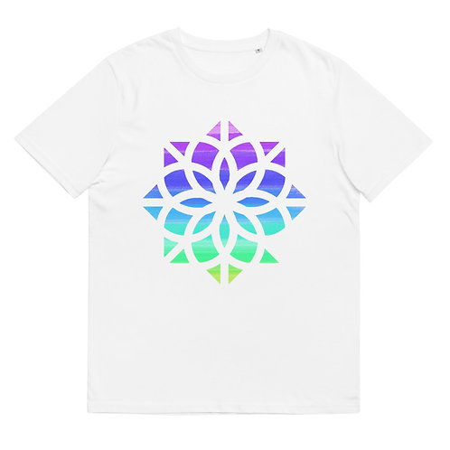 Mandala Unisex organic cotton t-shirt