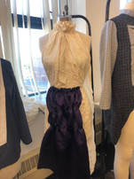Wrinkle Pleats and Shirring