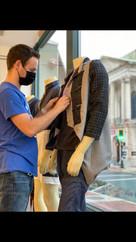 Dressing Mannequins