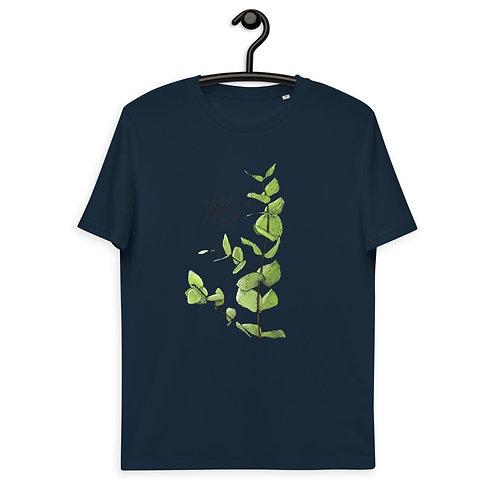Plant Unisex organic cotton t-shirt
