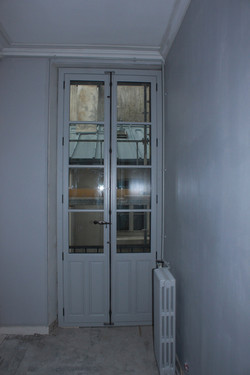 Porte fenêtre gamme Prestige