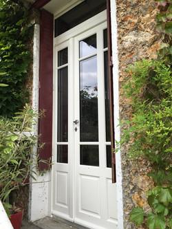 Porte fenêtre 2 vantaux, gamme Patrimoine
