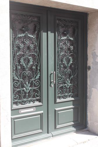 Porte d'entrée rue Jouvencelle2.jpg