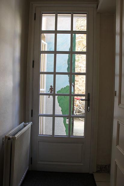 Porte fenêtre 1 vantail, gamme Patrimoin