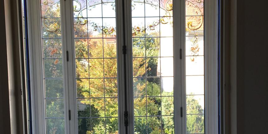 Bow Window, copie de l'existant, gamme Patrimoine