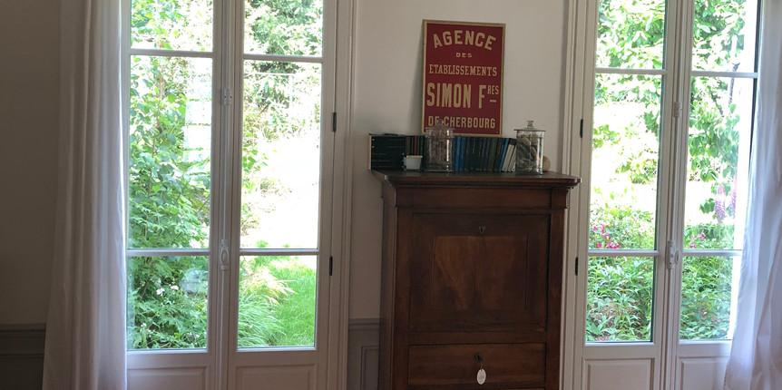 Porte fenêtre à 2 vantaux, gamme Patrimoine