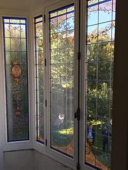 Bow window, gamme Patrimoine