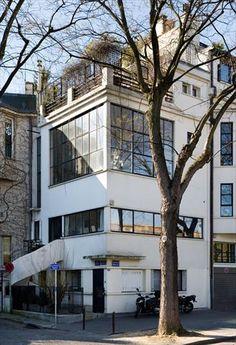 Hotel Ozenfant Le Corbusier