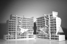 Cooper Union Section Model