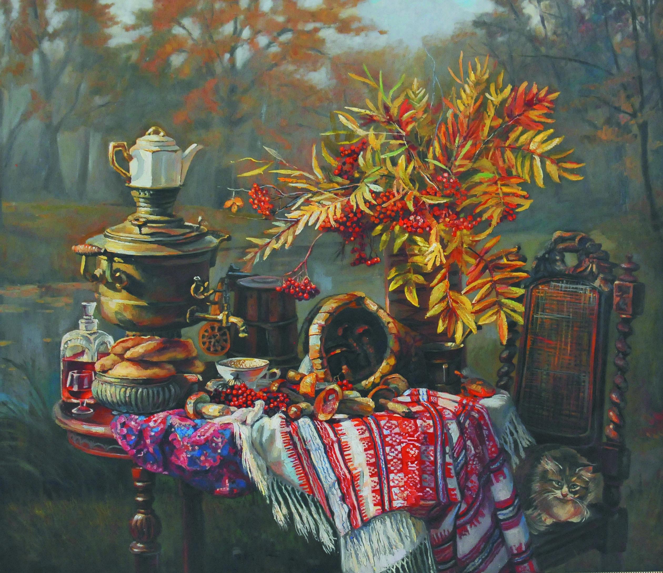«Живопись», специализация «Станковая живопись»