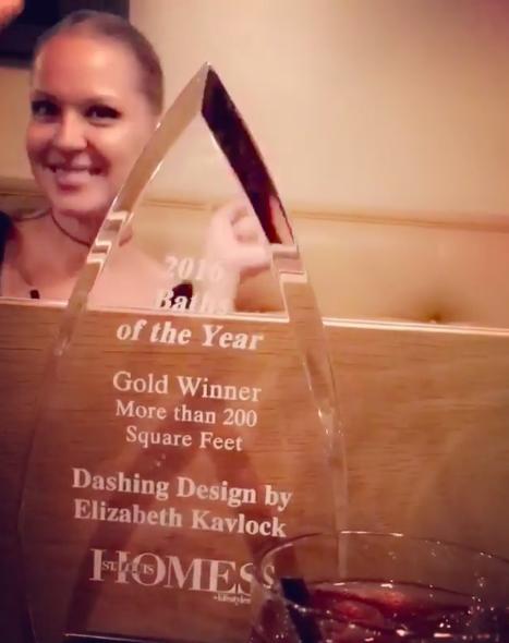 Bath of the Year Award!