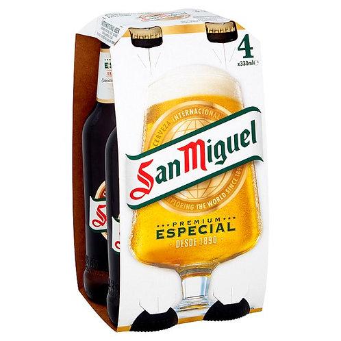 San Miguel x 4