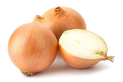 White onions (kg)