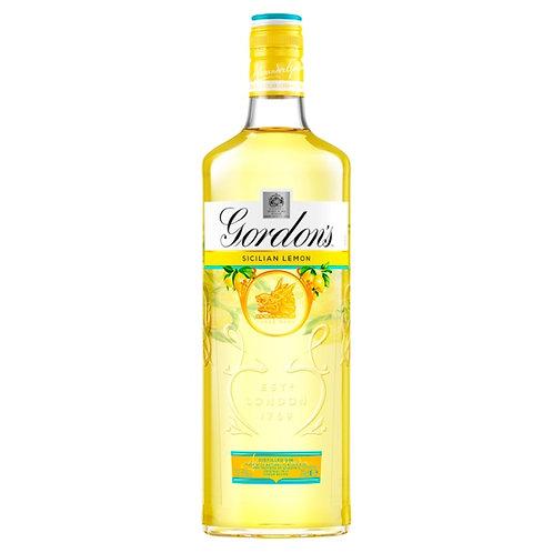 Gordon's Sicilian Lemon Distilled Gin 70cl