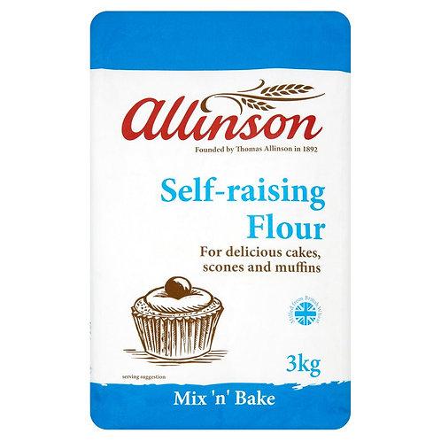 Self Raising Flour (3kg)