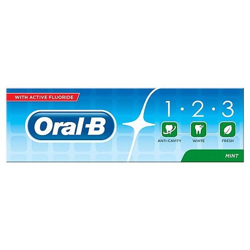 Oral-B Toothpaste (75ml)
