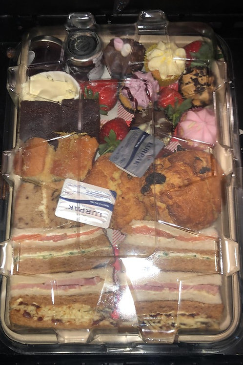 Full Afternoon Tea (for two people)