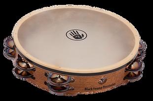 Black Swamp Percussion SoundArt Series Tambourines