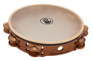 The Black Swamp Phosphor Bronze resonates with a dark timbre that produces beautiful rolls.