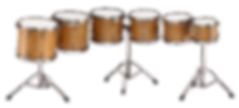 sion® Concert Toms are designed for the unique and particular needs of the concert band and orchestra percussionist.