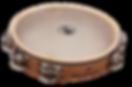 TD3 German Silver Tambourine