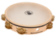 Black Swamp Percussion Overture Series Tambourines
