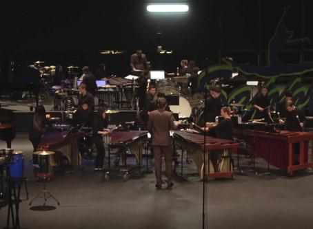 2020 Percussion Ensemble Showcase