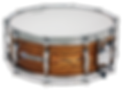 "Dynamicx Drums® by Black Swamp Percussion are drumset style snare drums that are handcrafted into a sonically and visually superior musical instument. This drum is a  Dynamicx® Sterling Series™ 5.5"" x 14"" Steam Bent Bocote."