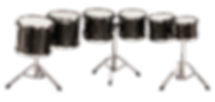 The Black Swamp Percussion® Concert Toms are designed for the unique and particular needs of the concert band and orchestra percussionist.