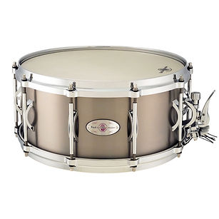 Black Swamp Soundart Titanium Snare Drum