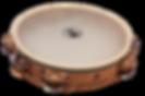 TC1 - Chromium/Bronze Tambourine