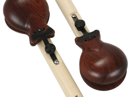 New Cocobolo Castanets!