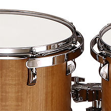Isolation Mounts are included for maximum dynamic and overtone response.