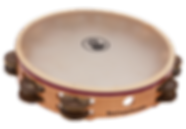 Black Swamp Percussion S3 Series Tambourines