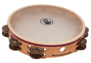 Black Swamp Percussion S3 Series Tambourines